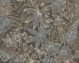 Colibri behang 36630-3 bloemen