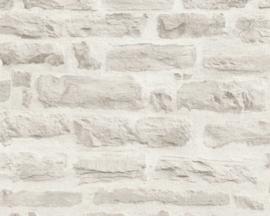 Steen behang vlies 35580-4