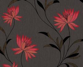 A.S. Creation bloemen behang 95720-2 / 957202