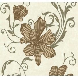 DUTCH CARAT 13344-30 behang bloemen