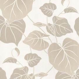 Behangpapier Bladeren Creme 15011-30