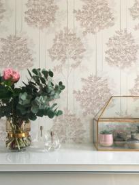 Colibri behang 36626-3 bloemen