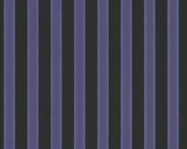 Metropolis strepen behangpapier 93934-4