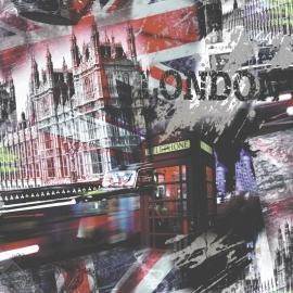 Londen Behang WU17622