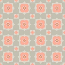 behang 61170-04 Retro Floral retro