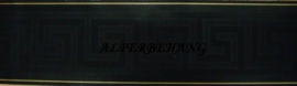 versace behangrand zwart goud grieks xxx5