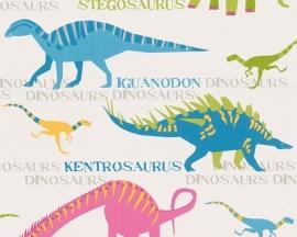 Behangpapier Dinosaurussen 93633-2