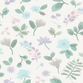 Bloemen Behang JW3709