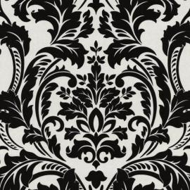 Behangpapier Barok Zwart 13233-50 Deluxe