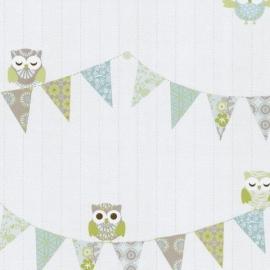 Happy Kids kinder behang 05585-30 Uilen