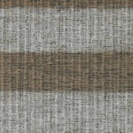 Rivièra Maison behang 18320 Rustic Rattan Stripe