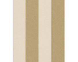 RASCH Vliesbehang 441925 Belleville strepen beige/goud