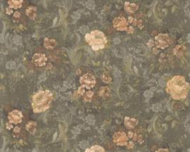 klassiek bloemen vintage behang xx39