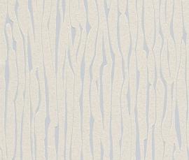 Strepen Creme Behang 726756