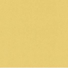 Geel uni behang vlies 882018