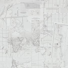 Rivièra Maison behang 18391 Oceans