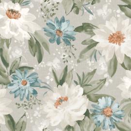 Arthouse Bloom behang Painted Dahlia 676104