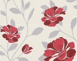 Behangpapier bloemen 95557-1