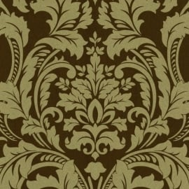 Behangpapier Barok Bruin Goud 13233-30