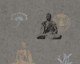 A.S. Création boedha behang 9431-23 943123