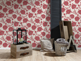 bloemen Romantica behang 2715-32