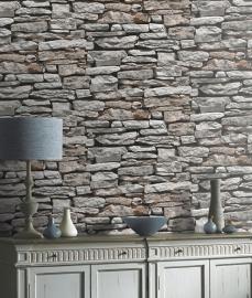 Marokkaanse behang natuursteen 3D 623000