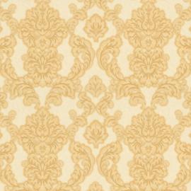 Barok behang geel goud 30565-2