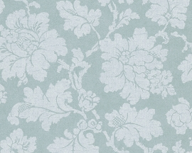 Behangpapier Barok Groen  30519-3