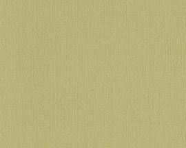 Schöner Wohnen uni behangpapier 2522-65 groen