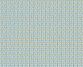 Oilily Home meisjes behangpapier 96120-3 blauw