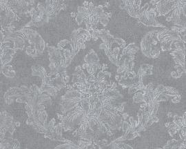 Behangpapier Barok Zwart 30518-4