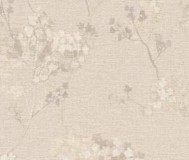 Florentine behang 449259 bloemen