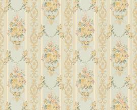 AS Creation Château 4 bloemetjes behang 95504-3