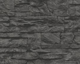 Behangpapier 3D Stenen 7071-23
