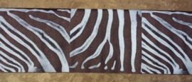 ZEBRA AEBRAPRINT BEHANGRAND RAND X89