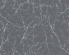 Behangpapier Zwart Wit  30507-2