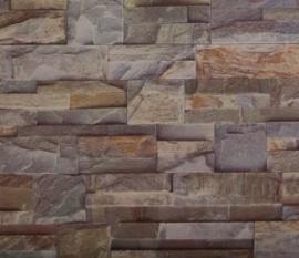 steen behangpapier 3d beige 325452