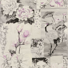CHINEES BEHANG GEISHA - Rasch Tiles and More 870114