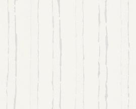 Schöner Wohnen strepen behangpapier 94363-1