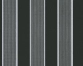 Metropolis strepen behangpapier 93935-1
