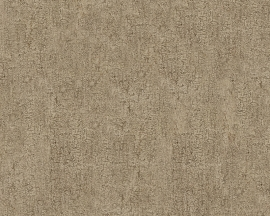 Behangpapier Uni Bruin 95920-2
