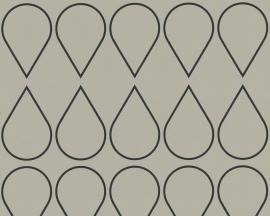 Raffi my home behang 94017-2 retro grijs