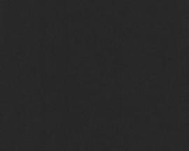 Zwart Uni Behang 8062-46 trendy