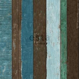 Vintage Rules! behang 138252 sloophout