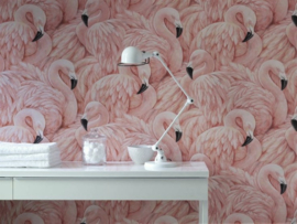 behangpapier flamingo wallpaper vlies xxx4