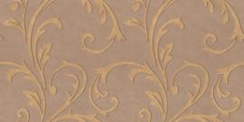 klassiek lambrisering behang vintage 95643-4