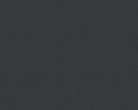 Behang uni zwart 34933-0