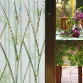 bamboe raam decoratie 92 cm breed