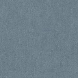 Uni Blauw Behang 479355