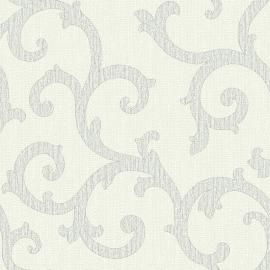 Behangpapier Barok Grijs GT28820
